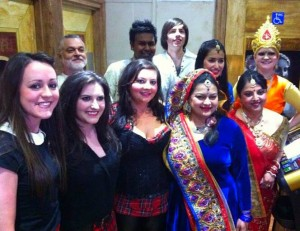 Folk Fusion Project with the Bangladeshi Community in Glasgow