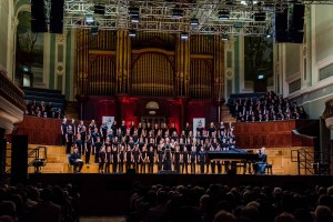 National Junior Choir of Northern Ireland  - Ulster Hall, Belfast